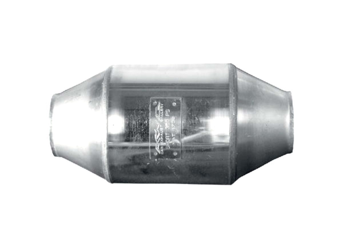 Katalizator uniwersalny DIESEL FI 45 0.7-2.1L EURO 4 - GRUBYGARAGE - Sklep Tuningowy